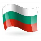 Bandera de Bulgaria