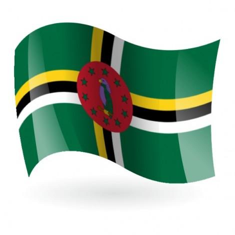 Bandera de Dominica ( Mancomunidad de )