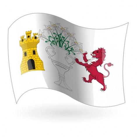 Bandera de Antequera