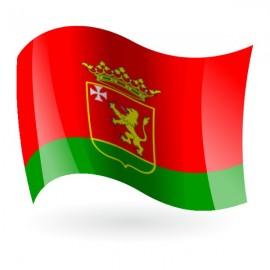 Bandera de Llanes ( Concejo de )