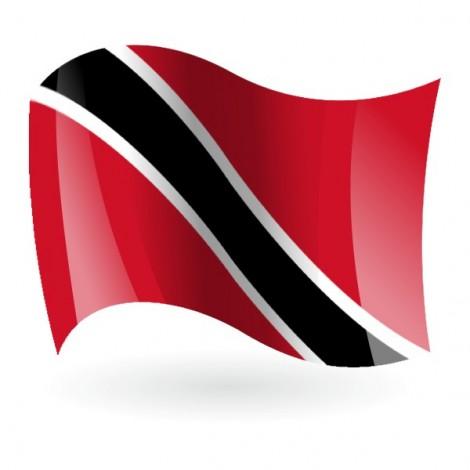 Bandera de la República de Trinidad y Tobago