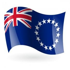 Bandera de Las Islas Cook