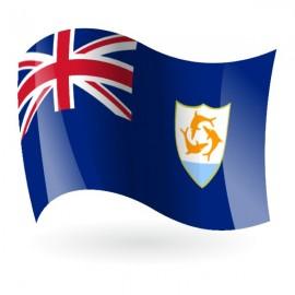 Bandera de Anguila ( Anguilla )
