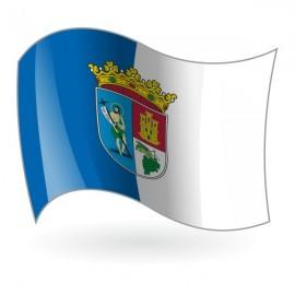 Bandera de Arganda del Rey