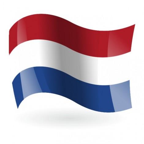 Bandera de Holanda náutica
