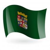 Bandera de Almería ( Provincia )