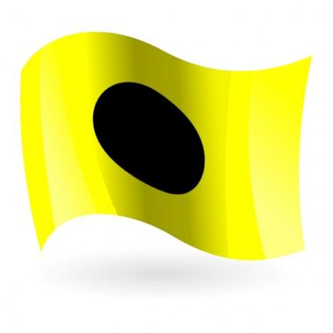 Bandera India ( OMI )