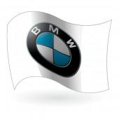 Bandera de BMW - mod. 1