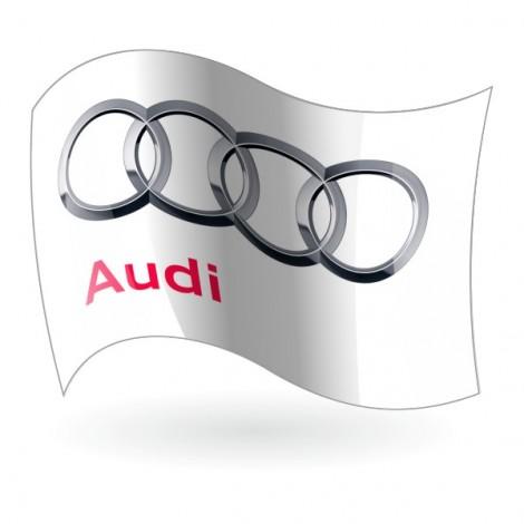 Bandera de Audi - mod. 1