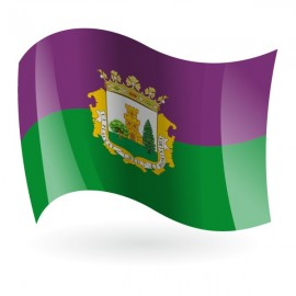 Bandera de Plasencia