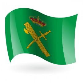 Bandera de la Guardia Civil