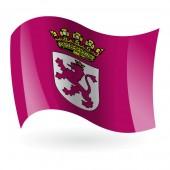 Bandera del Reino de León