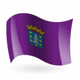 Bandera de La Coruña / A Coruña