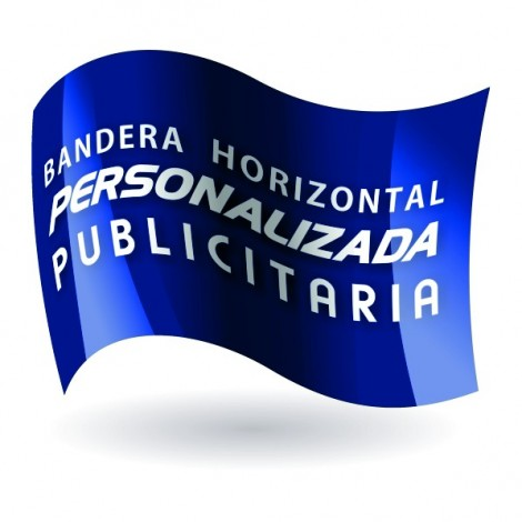 Bandera personalizada / publicitaria