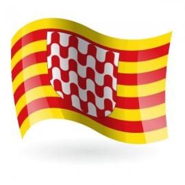 Bandera de Gerona / Girona