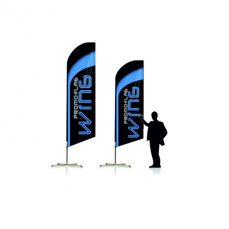 Promo Flag Wing