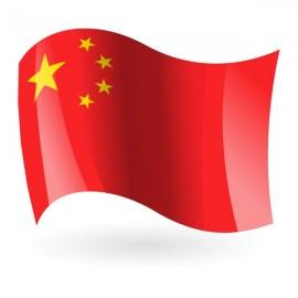 Bandera de la República Popular China